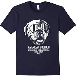 American Bulldog Shirt Official Dog of the Coolest People