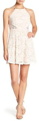 Jump Lace Party Dress