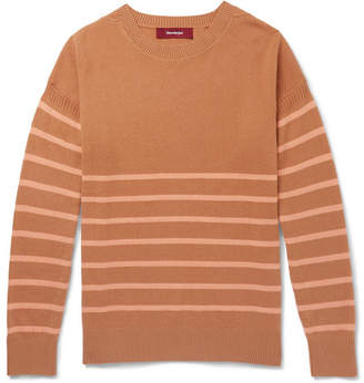 Sies Marjan Kyle Striped Cashmere Sweater