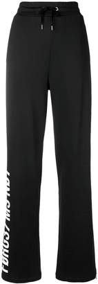 RED Valentino Forget Me Not track pants