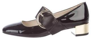 Frances Valentine Patent Leather Mary Jane Pumps