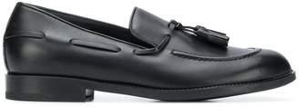 Ermenegildo Zegna tassel front loafers