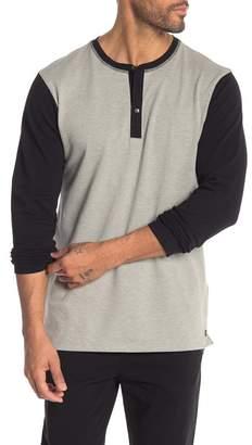Civil Society Jaybird Long Sleeve Henley