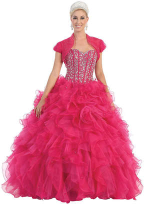 Asstd National Brand Quinceanera Princess Ball Gown - Juniors