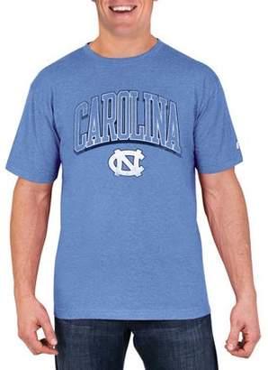 NCAA UNC Tar Heels Men's Cotton/Poly Blend T-Shirt