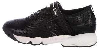 Christian Dior Floral Fusion Sneakers