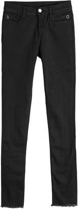 ALYX STUDIO Zip Back Denim Jeans