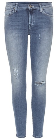 7 For All Mankind7 For All Mankind The Skinny Crop Jeans