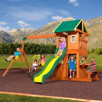 Backyard Discovery Oakmont All Cedar Swing Set