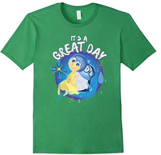 Disney Pixar Inside Out Great Day Graphic T-Shirt