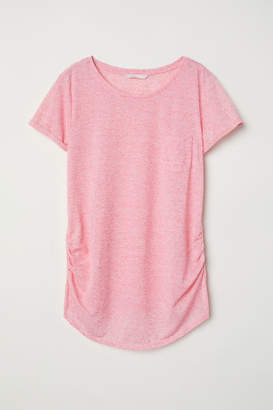 H&M MAMA Jersey Top - Red