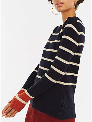 Oasis Kirsty Crew Jumper, Multi