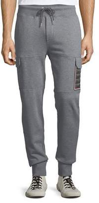 Moncler Men's Jogger Trouser Pants with Cargo Pockets