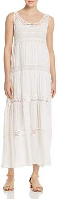 Bailey 44 Fandango Crochet Maxi Dress