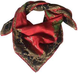 Jean Patou Silk handkerchief
