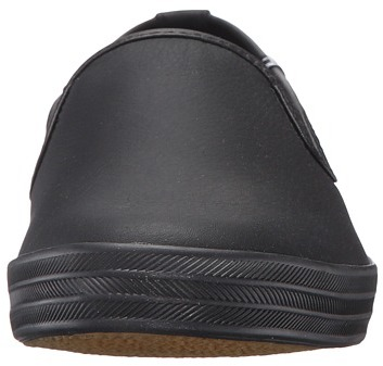 Keds Champion-Leather Slip-On Women's Flat Shoes