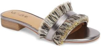 Nic+Zoe NIC + ZOE Sandy Fringe Slide Sandal
