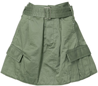 Marc Jacobs military skirt $488.72 thestylecure.com