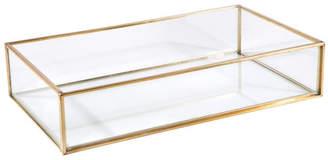 Keepsake Home Details Vintage Glass Tray