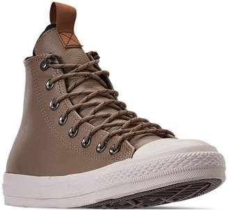 497dc433a3d3 ... Converse Men Jack Purcell Desert Storm Leather Hi Casual Sneakers from Finish  Line