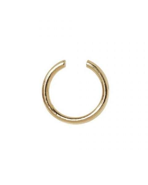 Styleserver DE Maria Black Ohrring Twin Medi Earcuff - vergoldet