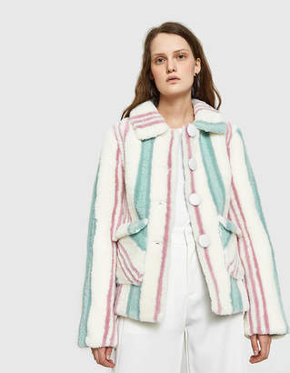Saks Potts Lucy Mint/Rose Jacket