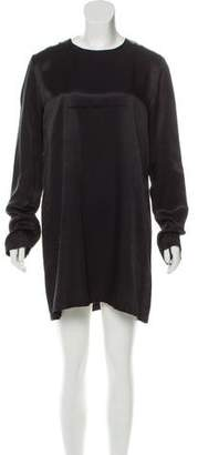 Maison Margiela Long Sleeve Mini Dress