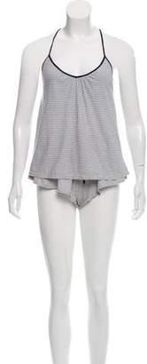 Eberjey Striped Pajama Set