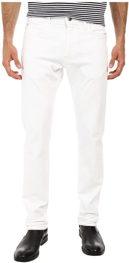 Agave Denim Pragmatist Glove Touch Flex in White