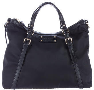 Kate Spade Kate Spade New York Leather-Trimmed Tote