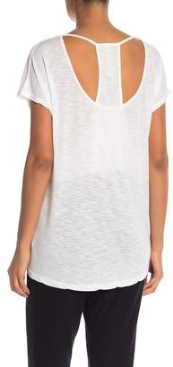 Michael Stars Racerback Scoop Neck Tee