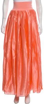 Donna Karan Silk Evening Skirt w/ Tags