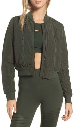Alo Off Duty Bomber Jacket