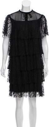Rachel Antonoff Sleeveless Lace Dress