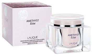 Lalique Amethyst Éclat Perfumed Body Cream, 200 mL