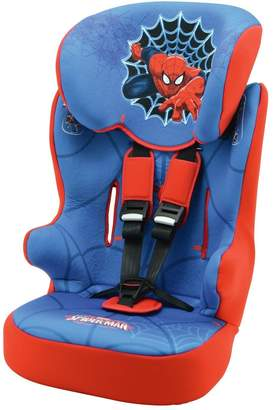 Spiderman Racer SP 123 High Back Booster Seat