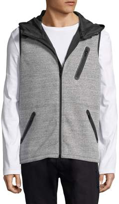 Y-3 Men's Digital Cotton Hoody Sweater
