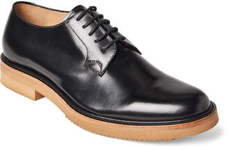 Dries Van Noten Leather Lace-Up Oxfords
