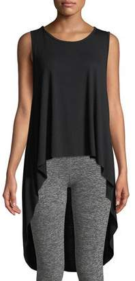 Onzie Scoop-Neck High-Low Tank