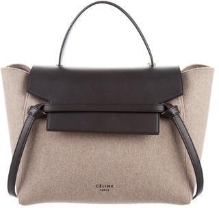 Céline Mini Belt Bag $1,525 thestylecure.com