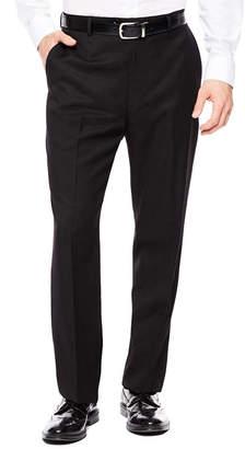 STAFFORD Stafford Travel Super Flat-Front Dress Pants - Classic Fit
