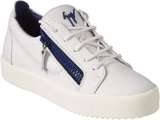 Giuseppe Zanotti Leather Low-Top Sneaker