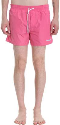 DSQUARED2 Pink Nylon Swimsuit