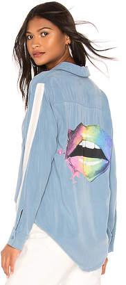 Lauren Moshi Samara Button Up