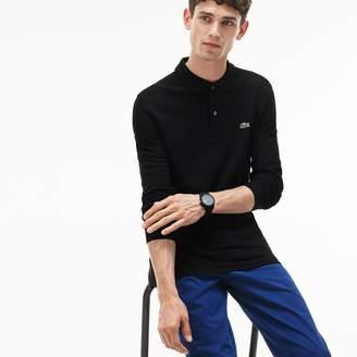 Lacoste Men's Slim Fit Petit Pique Polo Shirt