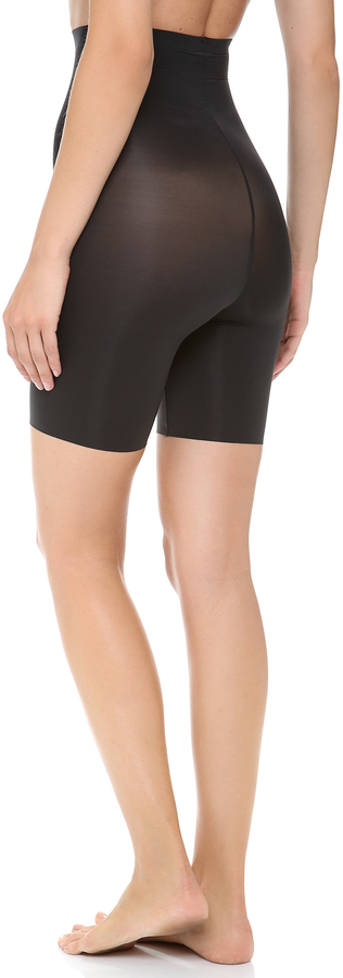 Spanx Trust Your Thinstincts High Waisted Mid Thigh Shaper