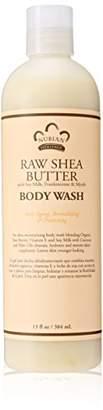Nubian Heritage Raw Shea Butter Body Wash 13 Ounces