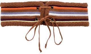 MissoniM Missoni Striped Waist Belt w/ Tags