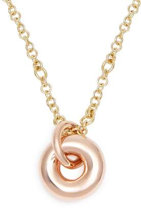 Spinelli Kilcollin Nebula 18kt Rose Gold Pendant Necklace - Womens - Gold