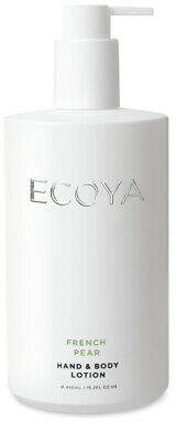 Ecoya NEW French Pear Hand & Body Lotion